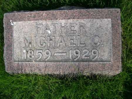 CHRISTENSEN, MICHAEL C. - Dawes County, Nebraska | MICHAEL C. CHRISTENSEN - Nebraska Gravestone Photos