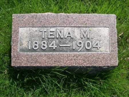 CHRISTENSEN, TENA M. - Dawes County, Nebraska | TENA M. CHRISTENSEN - Nebraska Gravestone Photos