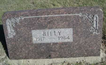 CLARK, BILLY - Dawes County, Nebraska | BILLY CLARK - Nebraska Gravestone Photos