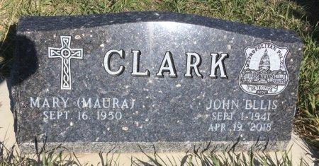 CLARK, MARY - Dawes County, Nebraska | MARY CLARK - Nebraska Gravestone Photos
