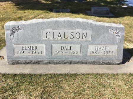 CLAUSON, DALE - Dawes County, Nebraska | DALE CLAUSON - Nebraska Gravestone Photos