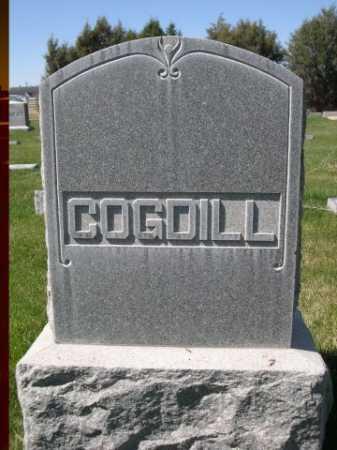COGDILL, FAMILY - Dawes County, Nebraska | FAMILY COGDILL - Nebraska Gravestone Photos