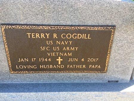 COGDILL, TERRY R - Dawes County, Nebraska   TERRY R COGDILL - Nebraska Gravestone Photos