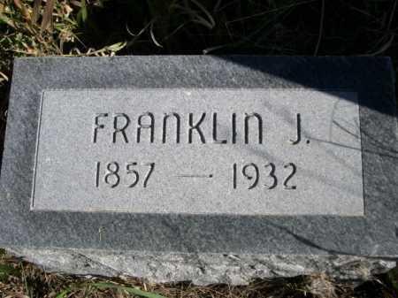 COIL, FRANKLIN J. - Dawes County, Nebraska | FRANKLIN J. COIL - Nebraska Gravestone Photos