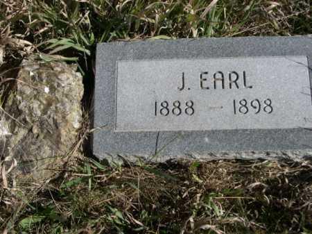 COIL, J. EARL - Dawes County, Nebraska | J. EARL COIL - Nebraska Gravestone Photos