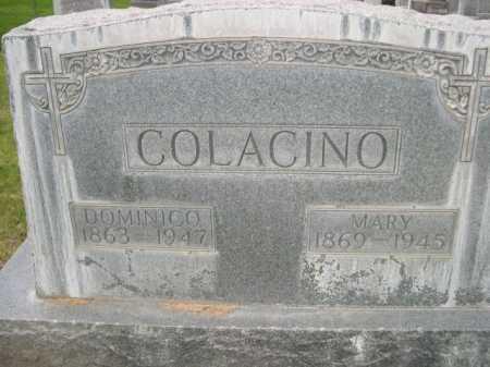 COLACINO, DOMINICO - Dawes County, Nebraska | DOMINICO COLACINO - Nebraska Gravestone Photos