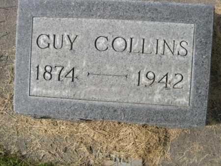 COLLINS, GUY - Dawes County, Nebraska | GUY COLLINS - Nebraska Gravestone Photos