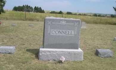 CONNELL, FAMILY - Dawes County, Nebraska | FAMILY CONNELL - Nebraska Gravestone Photos