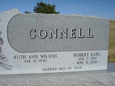 CONNELL, RUTH ANN - Dawes County, Nebraska | RUTH ANN CONNELL - Nebraska Gravestone Photos