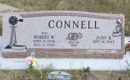 CONNELL, ROBERT W - Dawes County, Nebraska | ROBERT W CONNELL - Nebraska Gravestone Photos