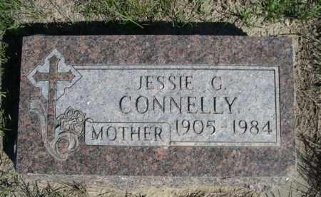 CONNELLY, JESSIE G. - Dawes County, Nebraska | JESSIE G. CONNELLY - Nebraska Gravestone Photos