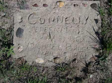 CONNELLY, MICHAEL BRUCE - Dawes County, Nebraska | MICHAEL BRUCE CONNELLY - Nebraska Gravestone Photos