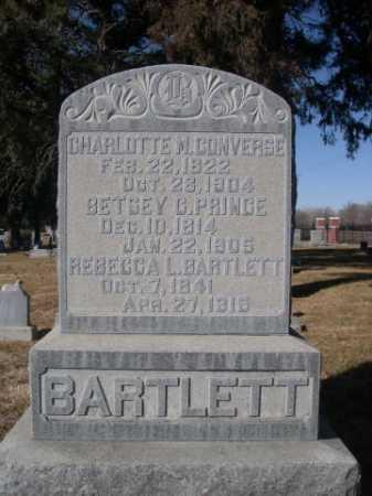 PRINCE, BETSEY C. - Dawes County, Nebraska | BETSEY C. PRINCE - Nebraska Gravestone Photos