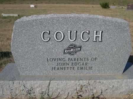 COUCH, EMILIE GOBEL - Dawes County, Nebraska | EMILIE GOBEL COUCH - Nebraska Gravestone Photos