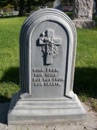 CROWE, THOMAS - Dawes County, Nebraska | THOMAS CROWE - Nebraska Gravestone Photos