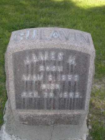 CULAVIN, JAMES H. - Dawes County, Nebraska   JAMES H. CULAVIN - Nebraska Gravestone Photos