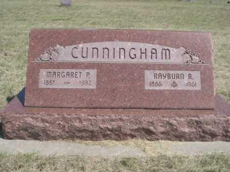 CUNNINGHAM, MARGARET P. - Dawes County, Nebraska | MARGARET P. CUNNINGHAM - Nebraska Gravestone Photos