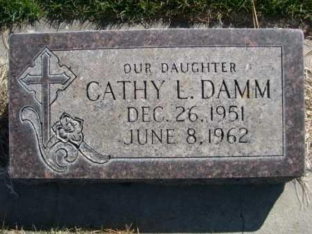 DAMM, CATHY L. - Dawes County, Nebraska   CATHY L. DAMM - Nebraska Gravestone Photos