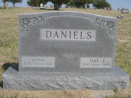DANIELS, JAKE I. - Dawes County, Nebraska   JAKE I. DANIELS - Nebraska Gravestone Photos