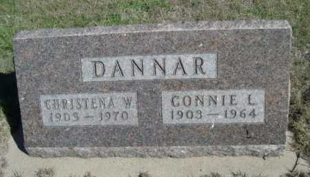 DANNAR, CONNIE L. - Dawes County, Nebraska | CONNIE L. DANNAR - Nebraska Gravestone Photos