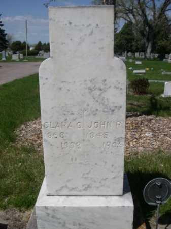 DAVENPORT, JOHN P. - Dawes County, Nebraska | JOHN P. DAVENPORT - Nebraska Gravestone Photos