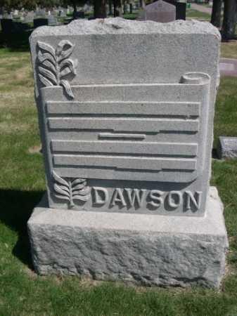 DAWSON, FAMILY - Dawes County, Nebraska | FAMILY DAWSON - Nebraska Gravestone Photos