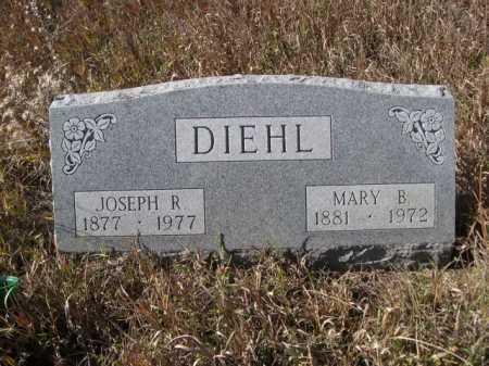 DIEHL, JOSEPH R. - Dawes County, Nebraska | JOSEPH R. DIEHL - Nebraska Gravestone Photos