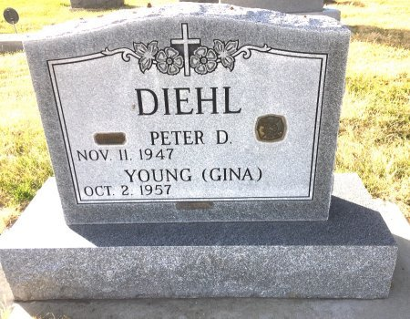 DIEHL, GINA - Dawes County, Nebraska | GINA DIEHL - Nebraska Gravestone Photos