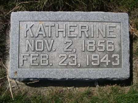 DIETEL, KATHERINE - Dawes County, Nebraska | KATHERINE DIETEL - Nebraska Gravestone Photos