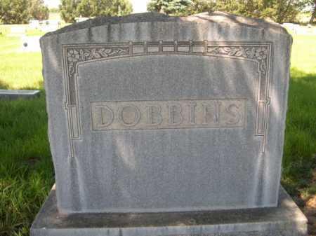 DOBBINS, FAMILY - Dawes County, Nebraska | FAMILY DOBBINS - Nebraska Gravestone Photos