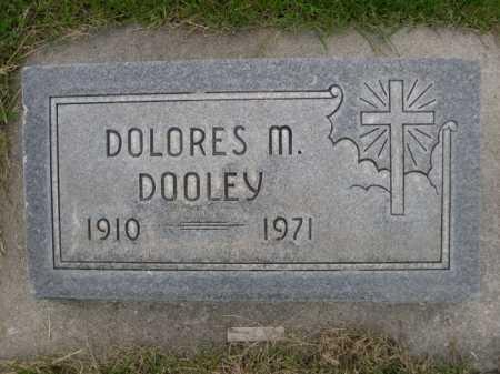 DOOLEY, DOLORES M. - Dawes County, Nebraska | DOLORES M. DOOLEY - Nebraska Gravestone Photos