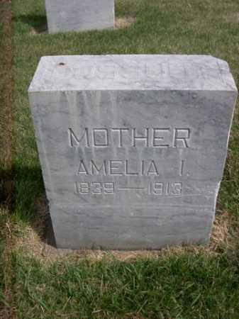 BOSSUOT, AMELIA I. - Dawes County, Nebraska | AMELIA I. BOSSUOT - Nebraska Gravestone Photos