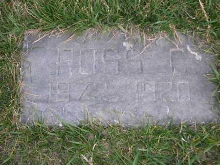 DOSSUOT, ROSS C. - Dawes County, Nebraska | ROSS C. DOSSUOT - Nebraska Gravestone Photos