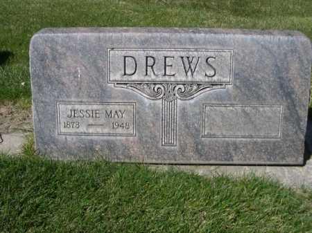 DREWS, JESSIE MAY - Dawes County, Nebraska   JESSIE MAY DREWS - Nebraska Gravestone Photos