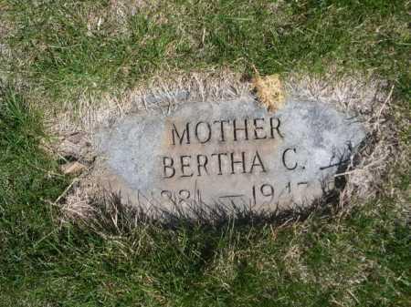 DRUMMOND, BERTHA C. - Dawes County, Nebraska | BERTHA C. DRUMMOND - Nebraska Gravestone Photos