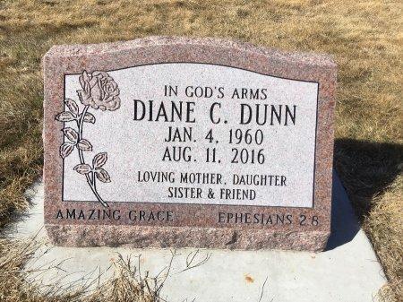 DUNN, DIANE C - Dawes County, Nebraska   DIANE C DUNN - Nebraska Gravestone Photos