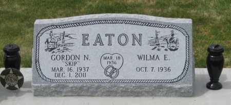 EATON, WILMA  L. - Dawes County, Nebraska | WILMA  L. EATON - Nebraska Gravestone Photos
