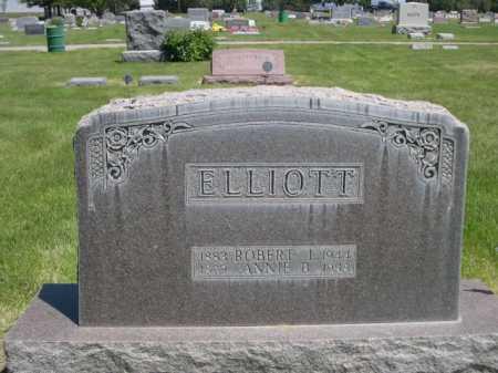 ELLIOTT, ANNIE B. - Dawes County, Nebraska | ANNIE B. ELLIOTT - Nebraska Gravestone Photos