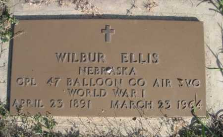 ELLIS, WILBUR - Dawes County, Nebraska   WILBUR ELLIS - Nebraska Gravestone Photos