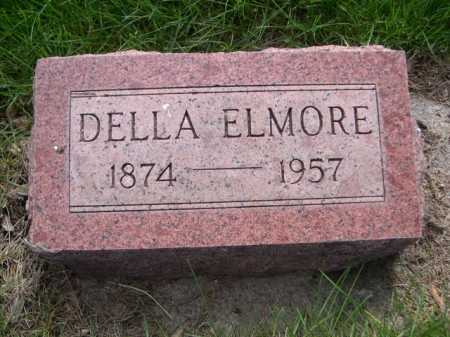 ELMORE, DELLA - Dawes County, Nebraska | DELLA ELMORE - Nebraska Gravestone Photos