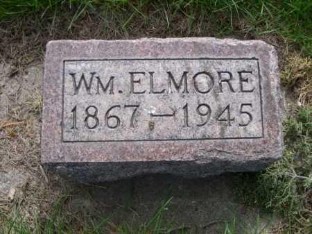 ELMORE, WM. - Dawes County, Nebraska | WM. ELMORE - Nebraska Gravestone Photos