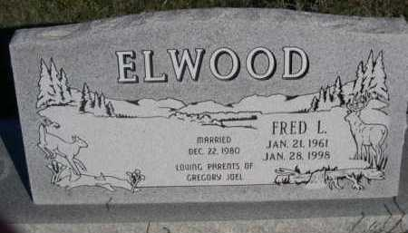 ELWOOD, FRED L. - Dawes County, Nebraska   FRED L. ELWOOD - Nebraska Gravestone Photos