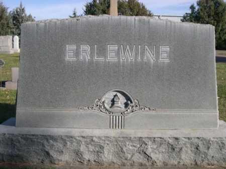 ERLEWINE, FAMILY - Dawes County, Nebraska | FAMILY ERLEWINE - Nebraska Gravestone Photos