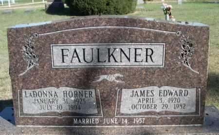 FAULKNER, LADONNA - Dawes County, Nebraska | LADONNA FAULKNER - Nebraska Gravestone Photos