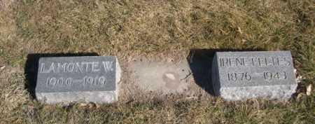 FELTES, IRENE (LONG) MASON - Dawes County, Nebraska | IRENE (LONG) MASON FELTES - Nebraska Gravestone Photos