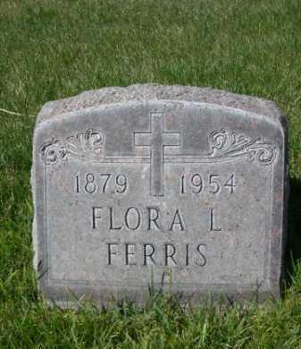 FERRIS, FLORA L. - Dawes County, Nebraska | FLORA L. FERRIS - Nebraska Gravestone Photos