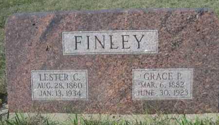 FINLEY, LESTER C. - Dawes County, Nebraska | LESTER C. FINLEY - Nebraska Gravestone Photos