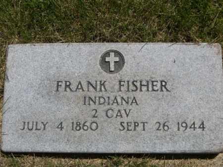 FISHER, FRANK - Dawes County, Nebraska | FRANK FISHER - Nebraska Gravestone Photos