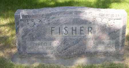 FISHER, LAURA M. - Dawes County, Nebraska | LAURA M. FISHER - Nebraska Gravestone Photos