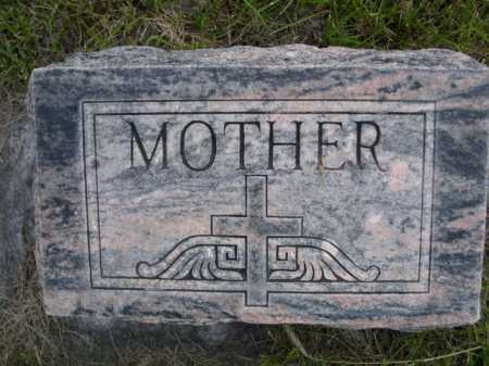 FLANIGAN, MOTHER - Dawes County, Nebraska | MOTHER FLANIGAN - Nebraska Gravestone Photos